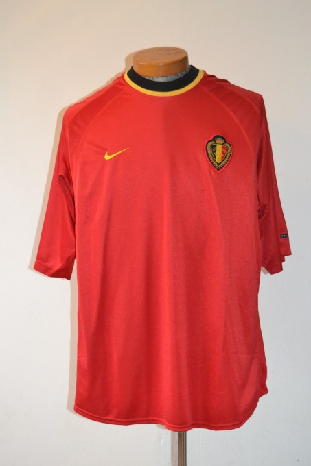 Voetbalmuseum belgie